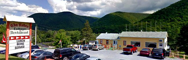 restaurants on the cabot trail - The Lakes